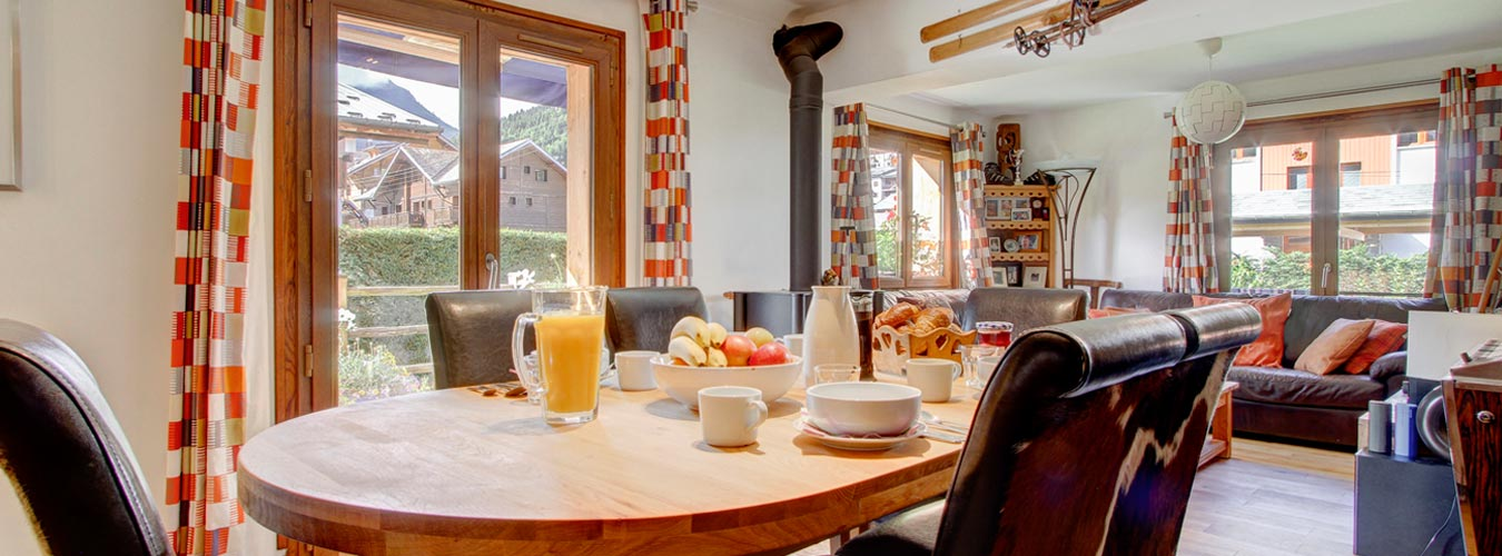 Image of Chalet Poppy - Breakfast room