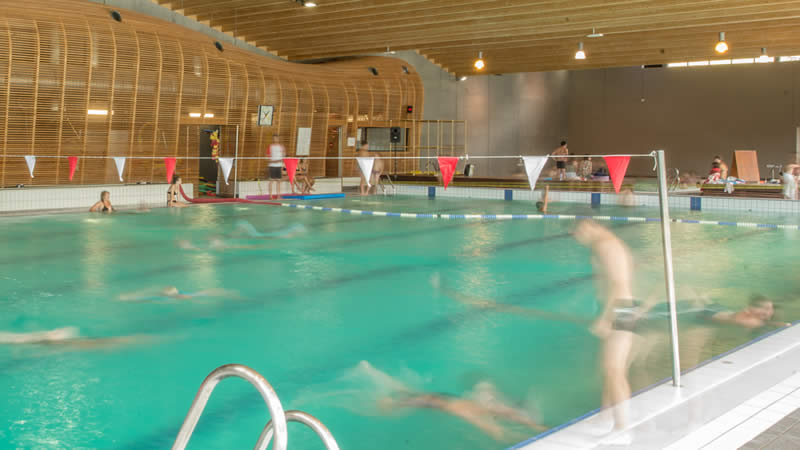 Indoor Swimming Centre